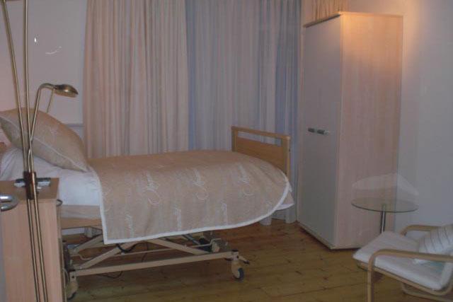 Kamer Gastbewoner Hospice