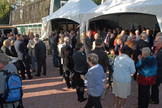 Opening oktober 2008